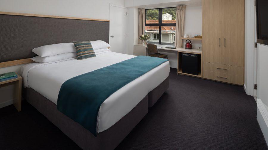 Thorndon-Wellington-Standard Double Room